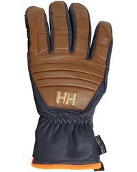 Helly Hansen - Ullr Leather Ht Glove - Lyst