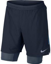 Nike - Flex Distance 2-in-1 7in Short - Lyst