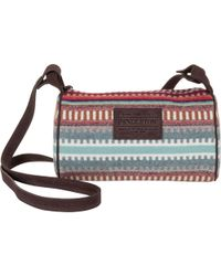 Pendleton - Dopp Purse With Leather Strap - Lyst