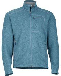 Marmot - Drop Line Fleece Jacket - Lyst
