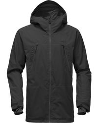 The North Face - Lostrail Hooded Jacket - Lyst