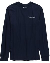 Columbia - Festive Long-sleeve T-shirt - Lyst