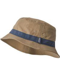 c8ea41da28f Lyst - Patagonia Duckbill Trucker Hat in Purple