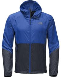 The North Face - Flyweight Hooded Jacket - Lyst