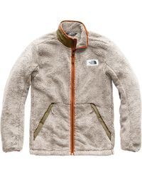The North Face - Campshire Fleece Jacket - Lyst