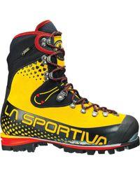 La Sportiva - Nepal Cube Gtx Mountaineering Boot - Lyst