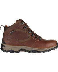Timberland | Mt. Maddsen Mid Waterproof Hiking Boot | Lyst