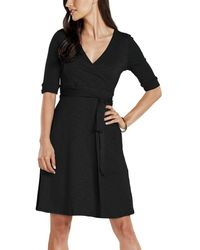 Toad&Co - Cue Wrap Dress - Lyst