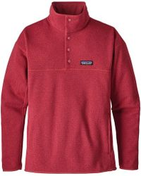Patagonia - Lightweight Better Sweater Marsupial Pullover Jacket - Lyst