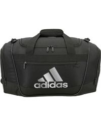 e7aefaf0e956 Lyst - Adidas Sports Duffle Bag in Black for Men