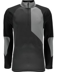 Spyder - Charger Thermastretch 1/2-zip Baselayer - Lyst