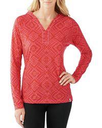Smartwool - Merino 150 Pattern Pullover Hoodie - Lyst