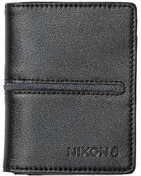 Nixon - Coastal Bi-fold Card Wallet - Lyst