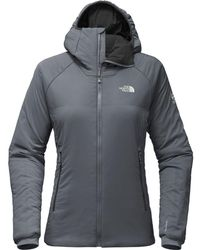4745172167eb Lyst - The North Face Ventrix Hoodie in Blue