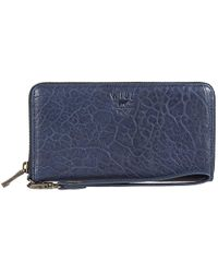 Will Leather Goods - Alix Zip Around Clutch - Lyst