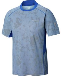 74dfd9dc73bb9 New Balance Nb Ice Short Sleeve in Green for Men - Lyst