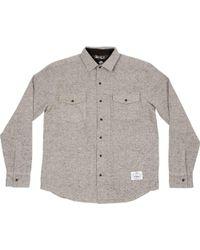 Poler - Zilla Woven Shirt - Lyst