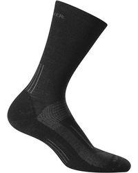 Icebreaker - Hike Lite Crew Sock - Lyst