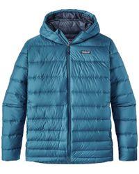 Patagonia - Hi-loft Hooded Down Jacket - Lyst