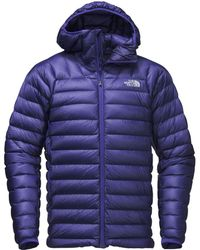 c51225ef04df The North Face - Summit L3 Hooded Down Jacket - Lyst