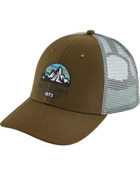 Patagonia - Fitz Roy Scope Lopro Trucker Hat - Lyst