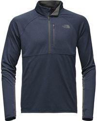 The North Face - Ambition 1/4-zip Shirt - Lyst