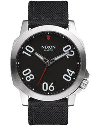 Nixon | Ranger 45 Nylon Watch | Lyst
