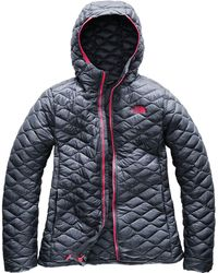 The North Face - Thermoball Hooded Insulated Jacket - Lyst