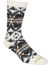 Pendleton - Polyester Blends Sock - Lyst