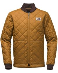 The North Face - Cuchillo Insulated Jacket - Lyst