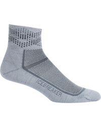 Icebreaker - Multisport Ultralite Mini Sock - Lyst