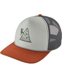 aac3aa4f28417 Lyst - Patagonia Nordic Bison Interstate Hat in Blue for Men