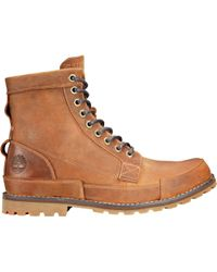 Timberland Earthkeepers Rugged Originals Leather 6in Boot Lyst