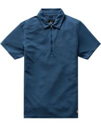 Reigning Champ - Coolmax Pique Polo - Lyst