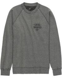 Roark Revival - Savage Local Crew Sweatshirt - Lyst