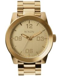 Nixon - The Corporal Watch - Lyst