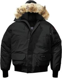 Canada Goose - Chilliwack Bomber Down Parka - Lyst