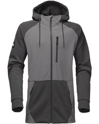 The North Face - Longtrack Softshell Full-zip Hoodie - Lyst