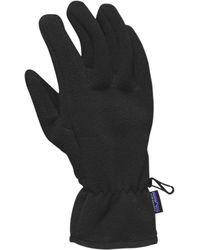 Patagonia - Synchilla Glove - Lyst