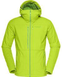 Norrøna - Lofoten Powershield Pro Alpha Jacket - Lyst