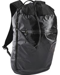 Patagonia - Lightweight Black Hole 20l Cinch Backpack - Lyst