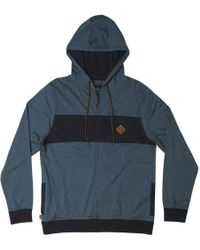 e3e04d012 Lyst - HUGO Men's Dampton Hoody in Blue for Men