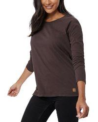 Tentree - Plantana Long-sleeve Shirt - Lyst