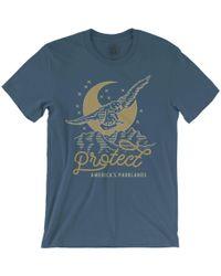 Parks Project - Protect Parklands T-shirt - Lyst