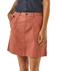 Patagonia - Stand Up Skirt - Lyst