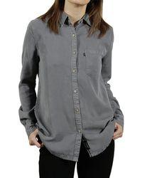 Tentree - Fernie Long-sleeve Button Up Shirt - Lyst