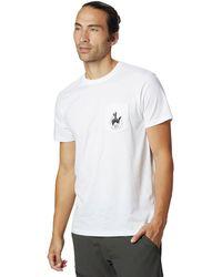 c7d893ac6f6a Mountain Hardwear - Secret Stash 2 Short-sleeve T-shirt - Lyst