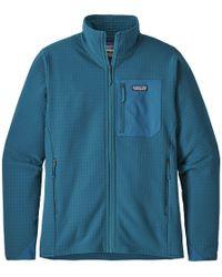 Patagonia - R2 Techface Fleece Jacket - Lyst