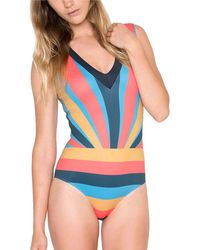 Seea Swimwear - Rhea One-piece Swimsuit - Lyst