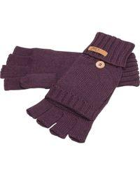 Coal - Cameron Glove - Lyst